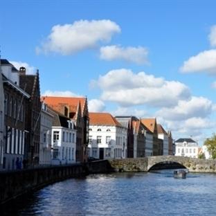 Brugge'nin İklimi Nasıldır
