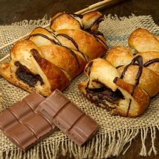Çikolatalı Çörek