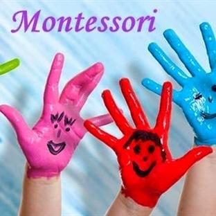 Çocuklar İçin Montessori Eğitim Sistemi