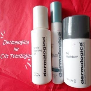 Dermalogica ile Cilt Temizliğim