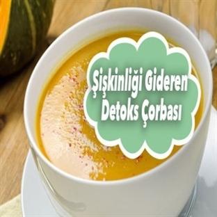 Detoks Çorbası Nasıl Yapılır?