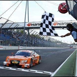 DTM: Lausitzring'de Jamie Green Rüzgarı Esti