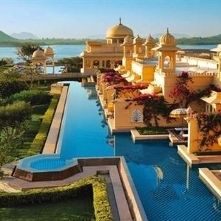 Dünyanın en Lüks 10 Tatil Merkezi