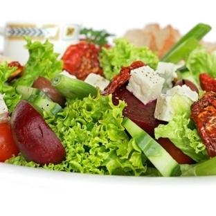 En Kalorili Salatalar
