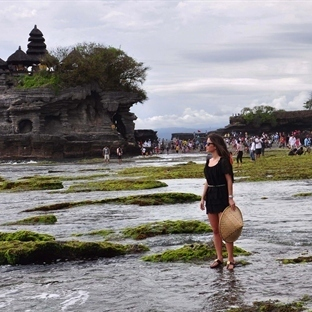 Endonezya Tanah Lot