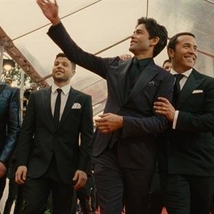 Entourage ile Hollywood rüyası gerçek oluyor