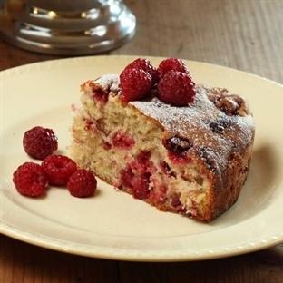 Frambuazlı Kek Tarifi – Kolay Tarif