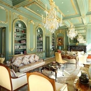 Fransız Tipi Oturma Odaları