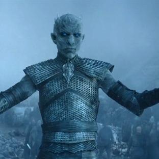Game Of Thrones'daki Ak Yürüyenleri Türk Çizdi