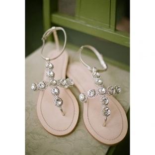 Gelin Sandalet Modelleri