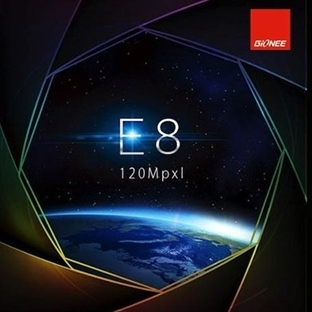 Gionee E8,120 Megapiksel Çözünürlük Sağlıyor