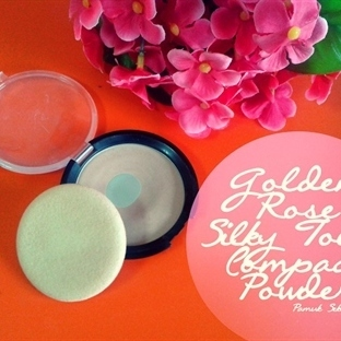 GOLDEN ROSE SILKY TOUCH COMPACT POWDER | 06