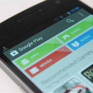 Google Play'de Bedava Uygulama Dağıtacak