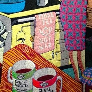 """Grayson Perry'nin """"Küçük Farklılıklar"""" sergisi"""