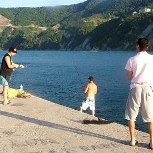 Hafta Sonu Amasra Balık Avı