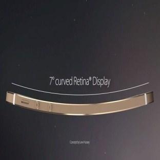 iPhone Modeller İçin Kavisli OLED Ekran Üretiliyor