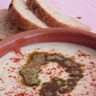 Ispanak Kökü Çorbası