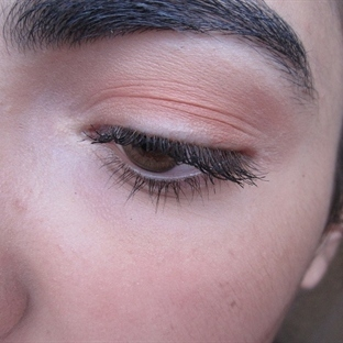 Kahve Tonlarında Göz Makyajı
