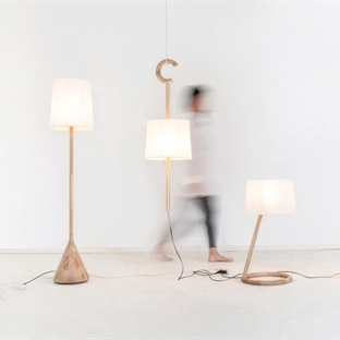 Kairi Eguchi Design'dan Trans-Lamp Aydınlatma