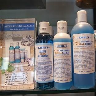 Kiehl's Blue Herbal Serisi - Yağlı ve Akneli Ciltl
