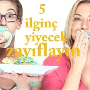 Kilo Verdiren En İyi 5 İlginç Yiyecek