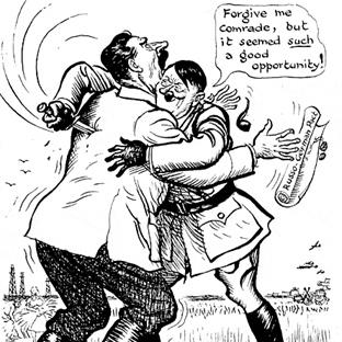 İkinci Dünya Savaşında Rus Harekatı
