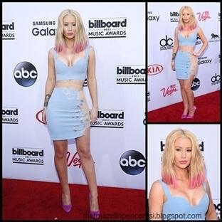Kırmızı Halı: Billboard Music Awards 2015