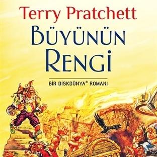 Kitap Yorumu: Büyünün Rengi - Terry Pratchett