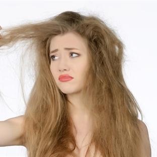 Kuru saçlar için bakım kürleri