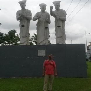 Lagos / Nijerya seyahat notları