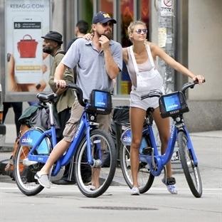 Leonardo di Caprio'nun Bisiklet Aşkları