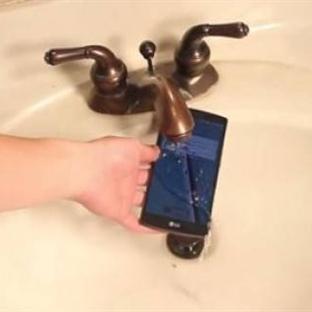 LG G4 suya karşı dayanıklı mı?