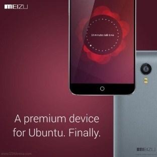 Meizu MX4 Ubuntu OS Avrupa'da Satışa Çıkıyor
