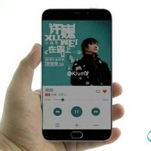 Meizu MX5'in Videosu Sızdı