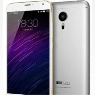 Meizu'nun Yeni Akıllı Telefonu Meizu MX5 Tanıtıldı