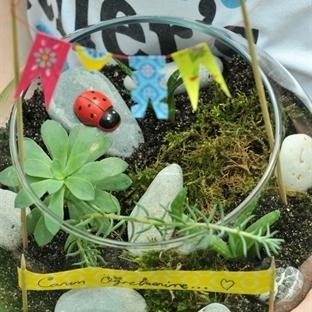 Minik Bahçe Hediyesi