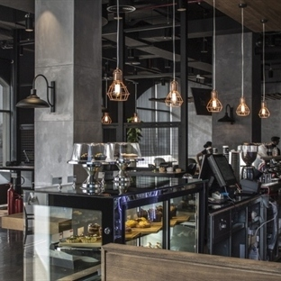 Minor DKL Food Group'dan Dubai'de The Coffee Club