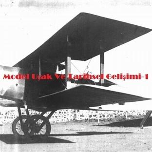 Model Uçak Ve Tarihsel Gelişimi-1