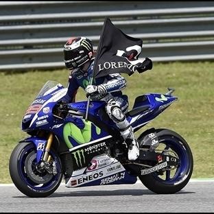 MotoGP: Lorenzo Mugello'da Rahat Kazandı