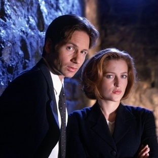 Mulder ve Scully Buluştu, X-Files'dan Yeni İmajlar