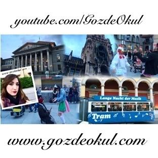 Münih Müzik Festivali Vlog