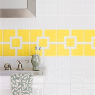 Mutfak-Banyo Seramiklerini Boyayarak Yenileme