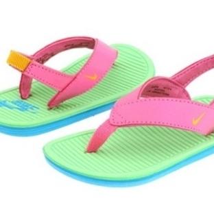 Nike Kız Çocuk Sandalet Modelleri