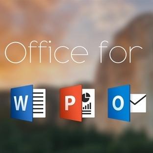 Office 2016 Önizleme Sürümü Çıktı.