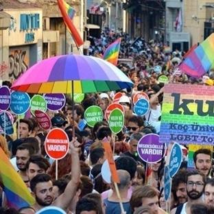 Onur Haftası sloganları ortak bir isyandan doğuyor