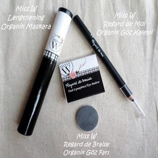 Organik Makyaj Ürünleri
