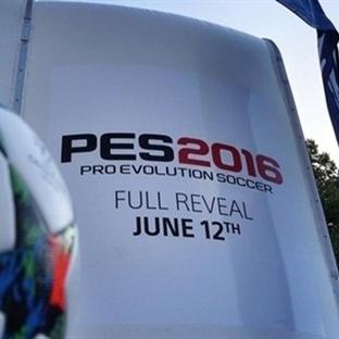 PES 2016 Yakında Geliyor!
