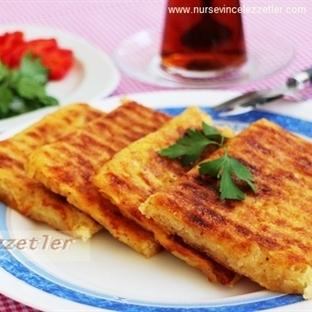 Pratik Patates Tost Tarifi