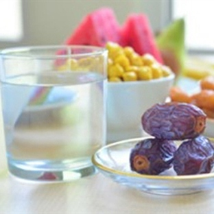 Ramazanda susuzluk ve beslenme