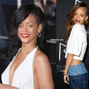 Rihanna'nın  Büyük Diyet Sırları